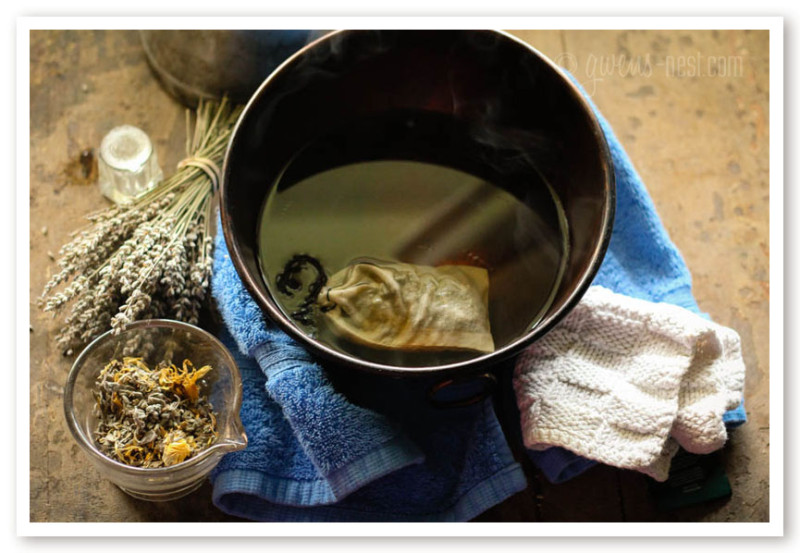 postpartum care herbal sitz bath (3 of 9)