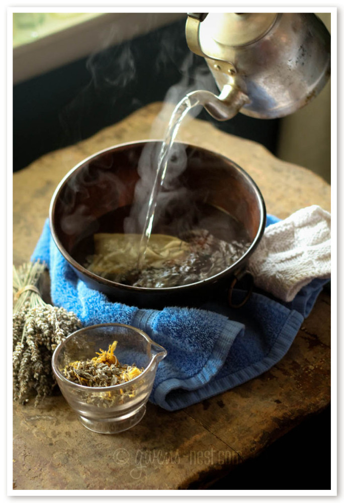 postpartum care herbal sitz bath (7 of 9)