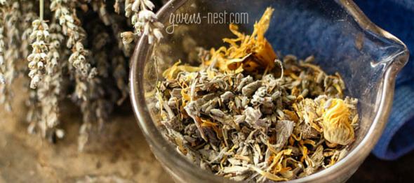 Postpartum Care Herbal Sitz Bath | Gwen's Nest