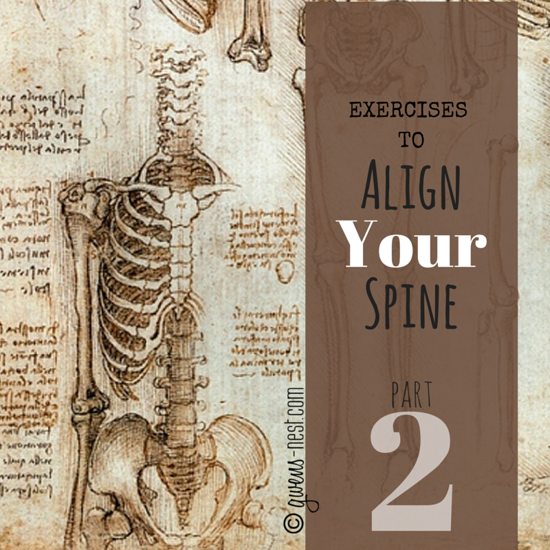 Exercises to align your spine saved me from hip pain and major chiro bills