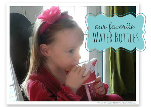 Our favorite water bottles are family friendly and easy to keep clean...I'll tell you all about them!