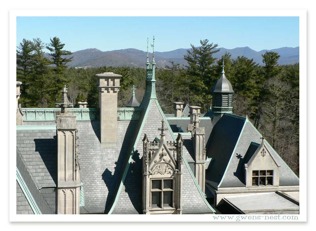 The Biltmore Estate Architects Tour