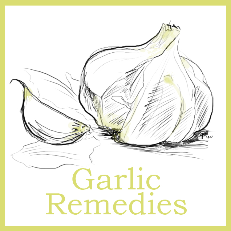 Garlic Remedies