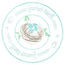 gwens nest recipes stamp