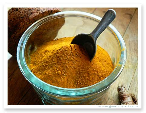 properties of turmeric