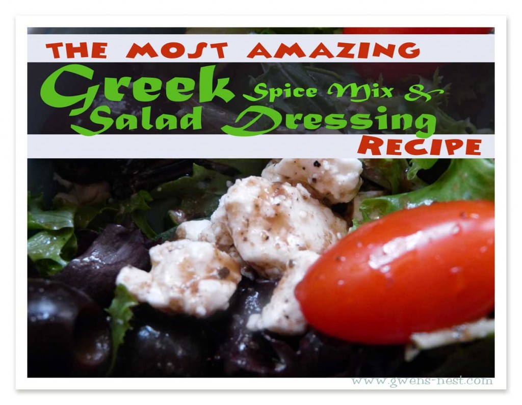 greek spice mix recipe