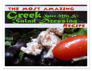 greek spice mix recipe