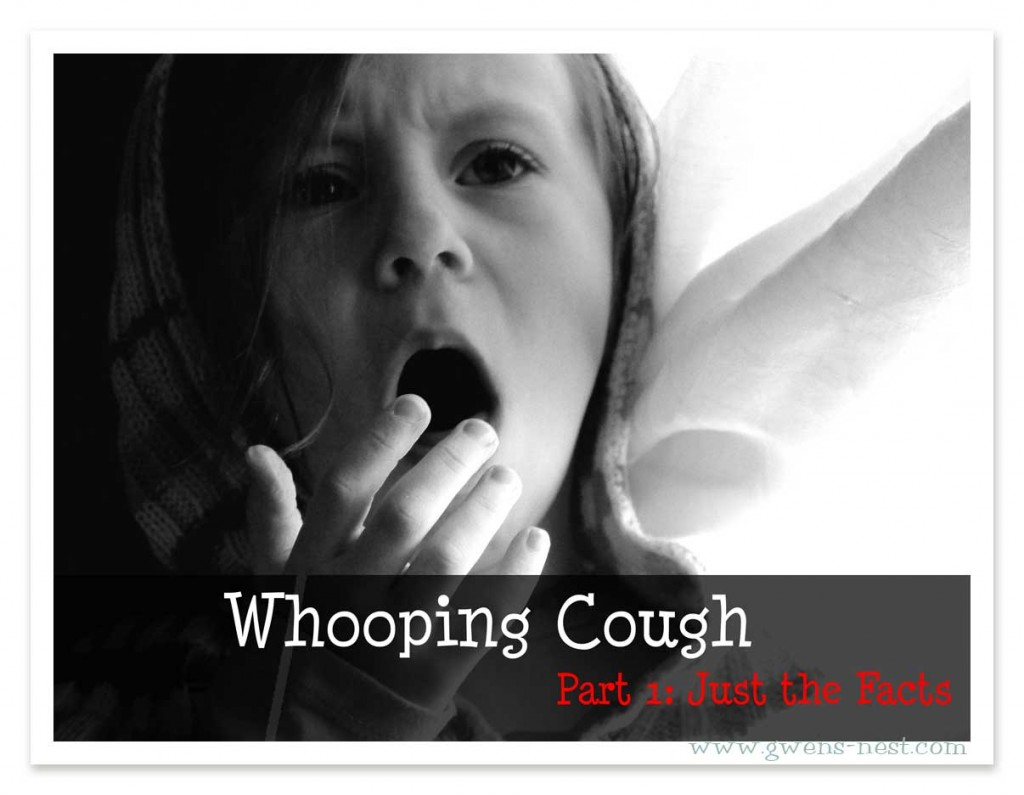 Whooping Cough, Part I