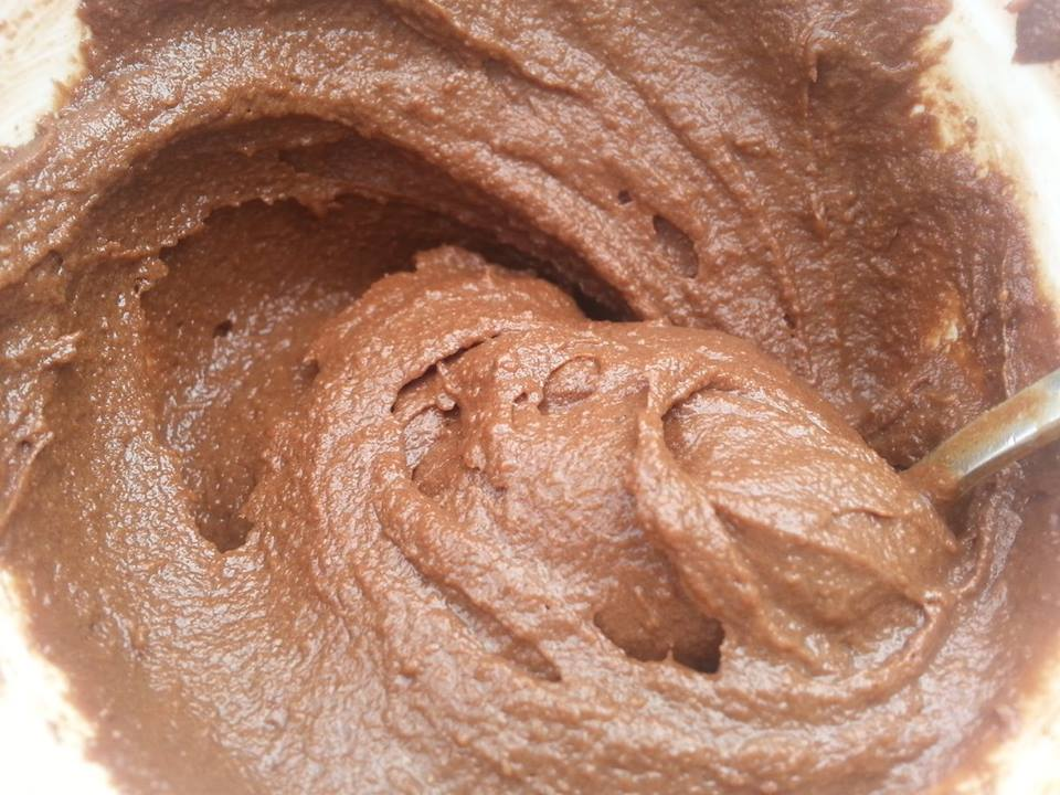 sugar free brownie batter
