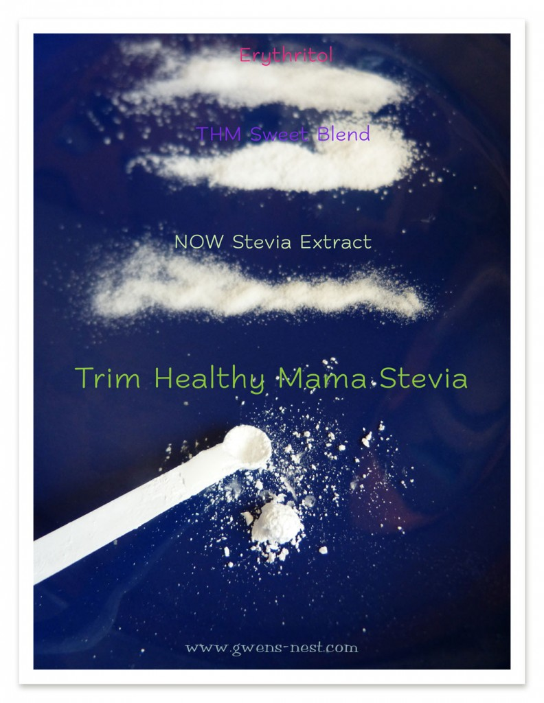 THM stevia
