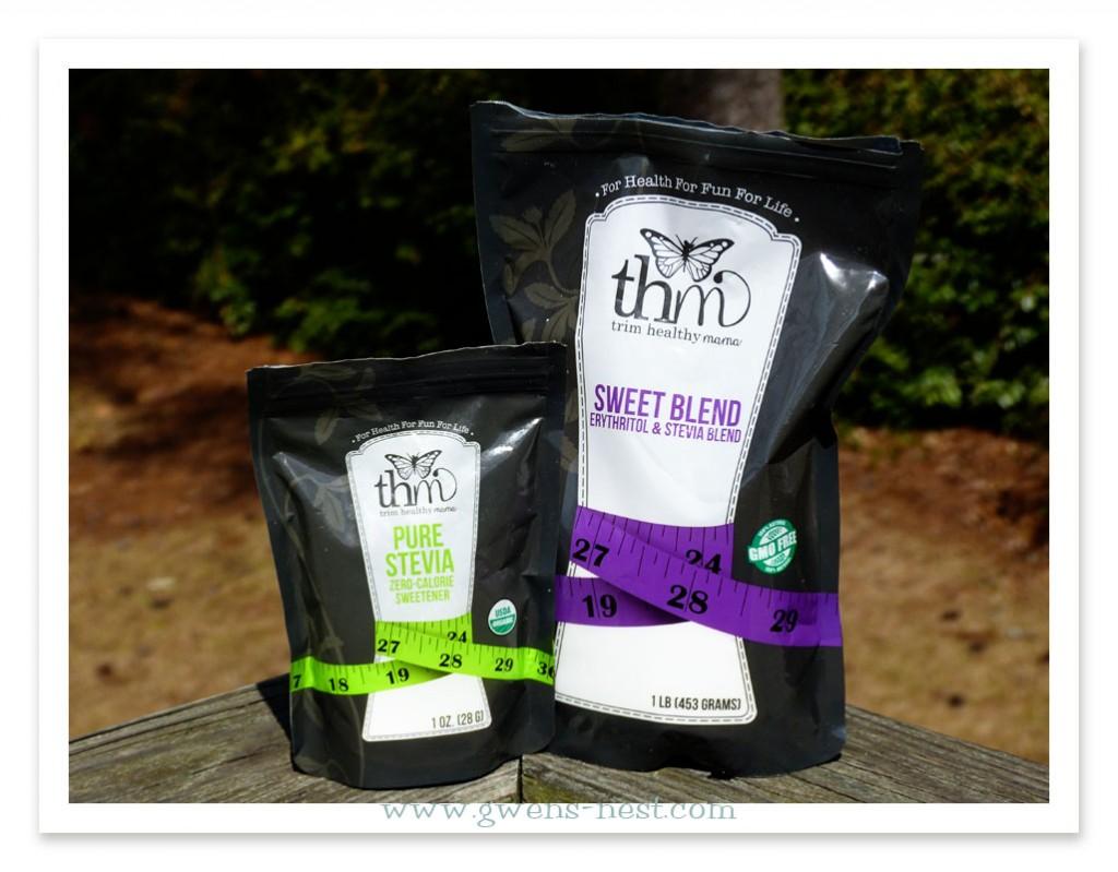 Trim Healthy Mama Stevia Review