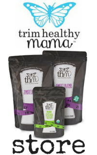 The Trim Healthy Mama store is full of really wonderful products and their sweeteners are my favorite!