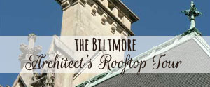 Come along with me on the incredible Biltomore Architect's Tour!