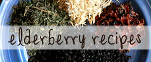 Make elderberry syrup right on your crockpot with these simple recipes...