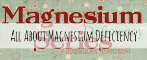 Magnesium is a critical mineral. Find out the common symptoms that show if you're deficient!