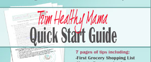 Get a head start on implementing Trim Healthy Mama with this awesome unofficial THM Quick Start Guide!