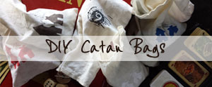 An EASY and fun DIY gift for the Catan player in your life...