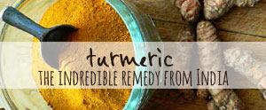 Turmeric is *the* household remedy of India...find out why and how you can use it in your home!
