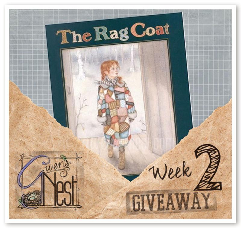 Giveaway Week 2