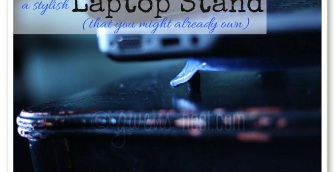 Laptop Ventilation Stand