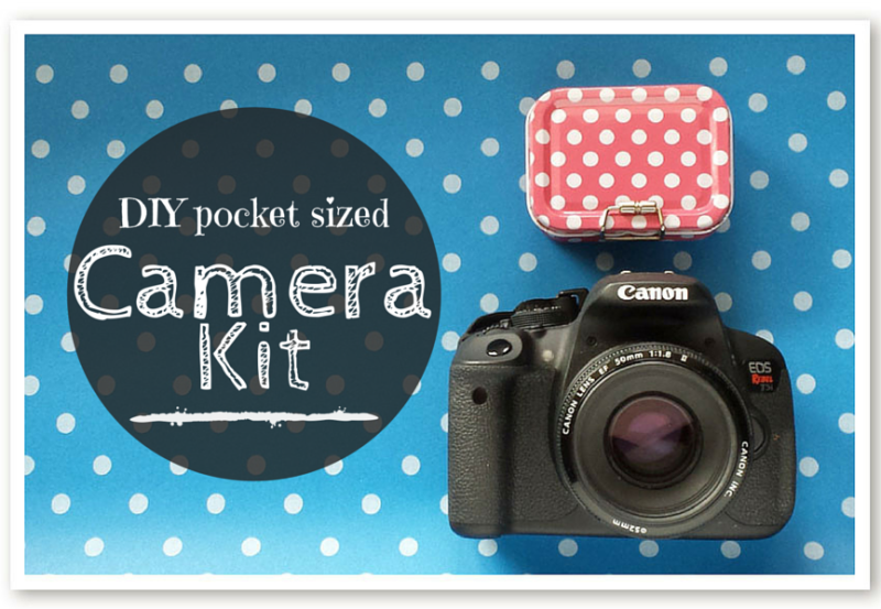 DIY Pocket Camera Kit