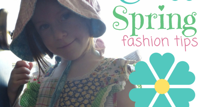 Cate's Spring Fashion Tips