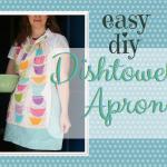 Dishtowel Free Apron Pattern img (1)