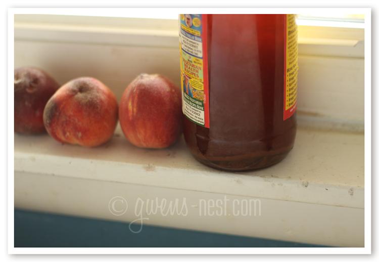 raw vinegar mother