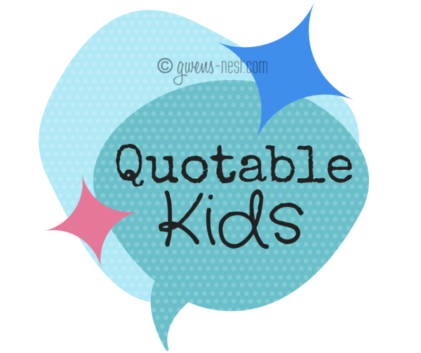 Quotable Kids