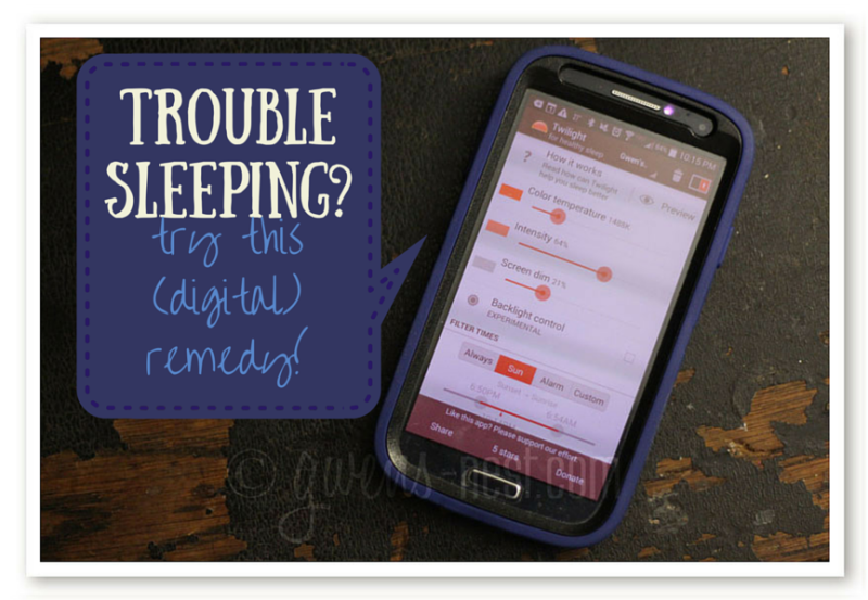 Trouble sleeping? This app makes a HUGE difference for me!