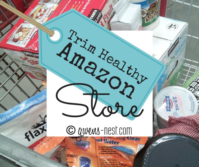 Amazon Trim Healthy Mama Store