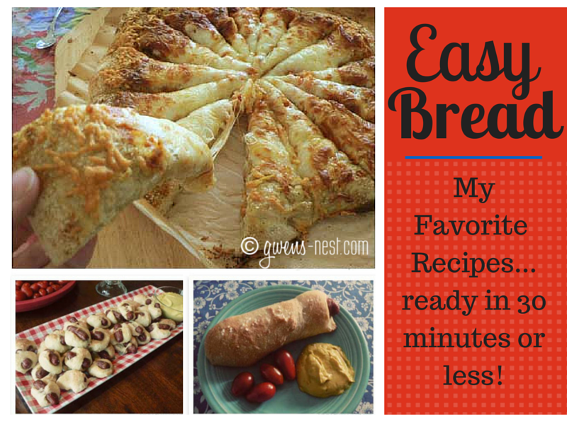 More Easy Bread Recipes