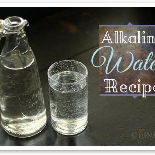 Alkaline Water img