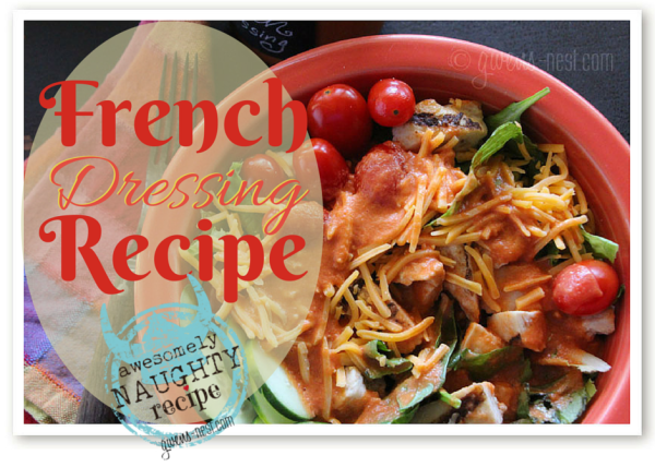 Easy French Dressing Recipe img