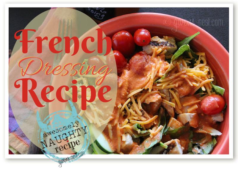 Easy French Dressing Recipe img