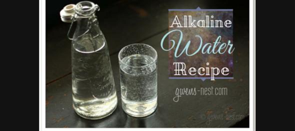 alkaline water smimg