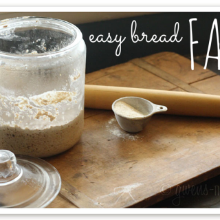 Easy bread faq- your top questions about my most popular recipe!