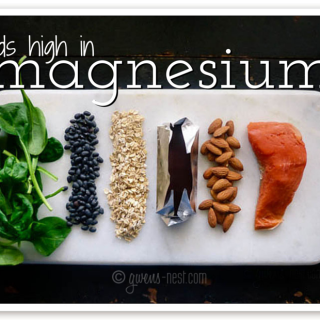 The foods high in magnesium help support healthy mineral levels...which ones help the most?