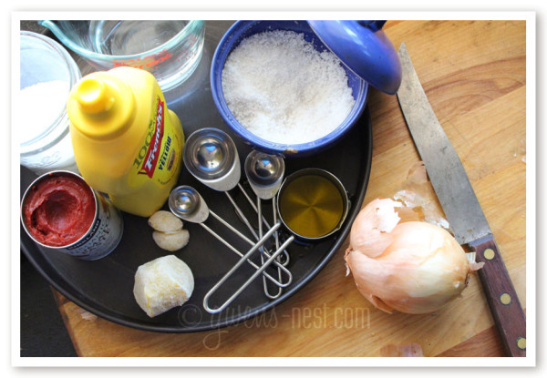 french dressing ingredients img