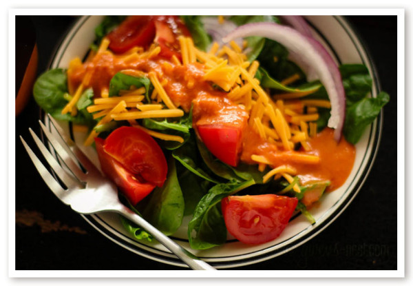 french dressing recipe sugar free (2 of 8)