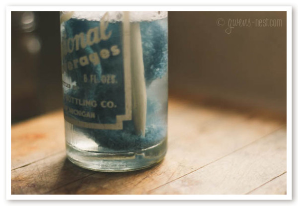 cleaning vintage bottles (10 of 17)