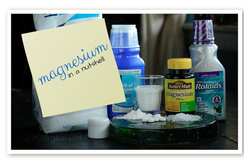 Magnesium Nutshell Post