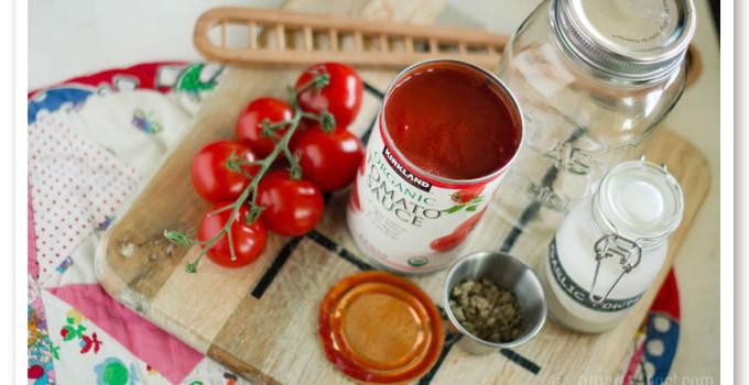 Easiest Ever Spaghetti Sauce Recipe