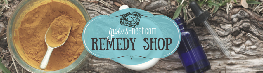 Herbal Skin Care | Gwen's Nest