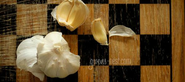 Eating Raw Garlic You Re Doing It Wrong Gwen S Nest