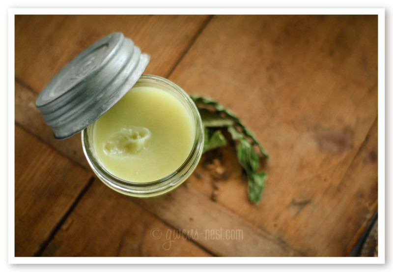easy salve recipes- learn how to make herb infused oil and turn it into this gorgeous salve- like neosporin only more natural!