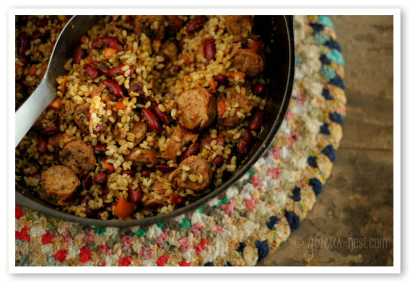 Quick Cajun Dirty Rice Recipe