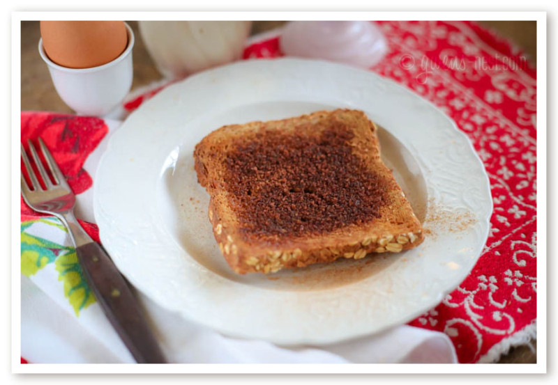 sugar free cinnamon toast recipe (4 of 7)