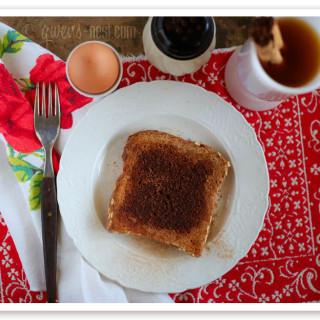 sugar free cinnamon toast recipe (6 of 7)