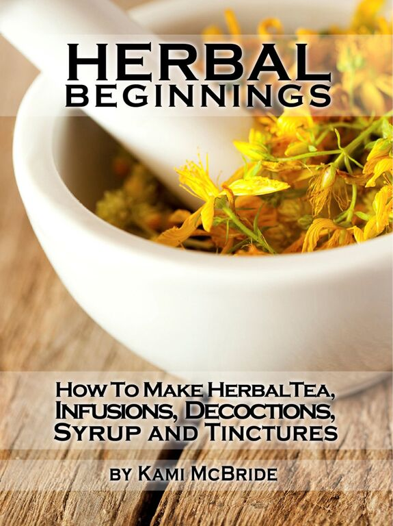 Herbal Beginnings book